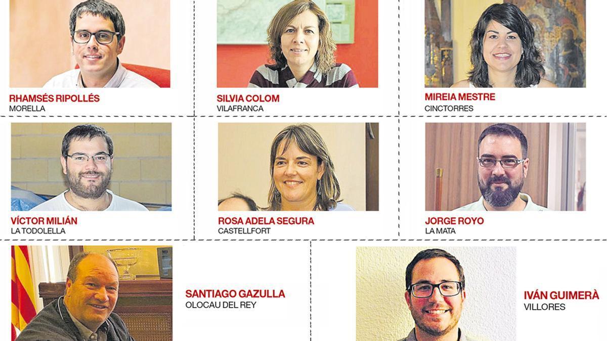 Esto es lo que opinan ocho alcaldes de Els Ports sobre la ampliación de los parques eólicos en la comarca.