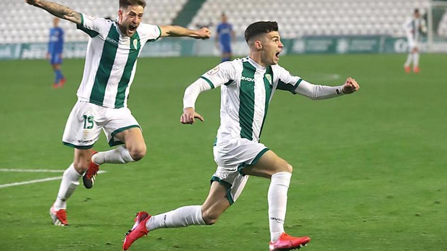 El Córdoba CF se pide un próximo baile
