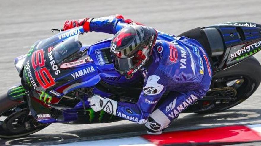 Jorge Lorenzo será probador de Yamaha en el test de Portimao en octubre