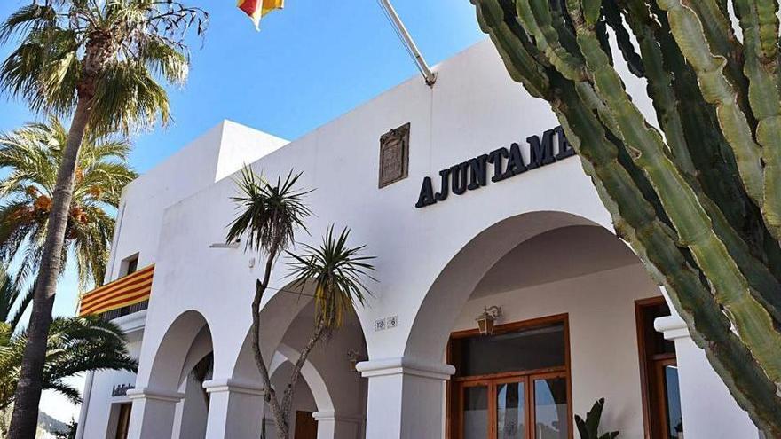El juzgado confirma una multa por una  fiesta en una casa turística de Sant Josep