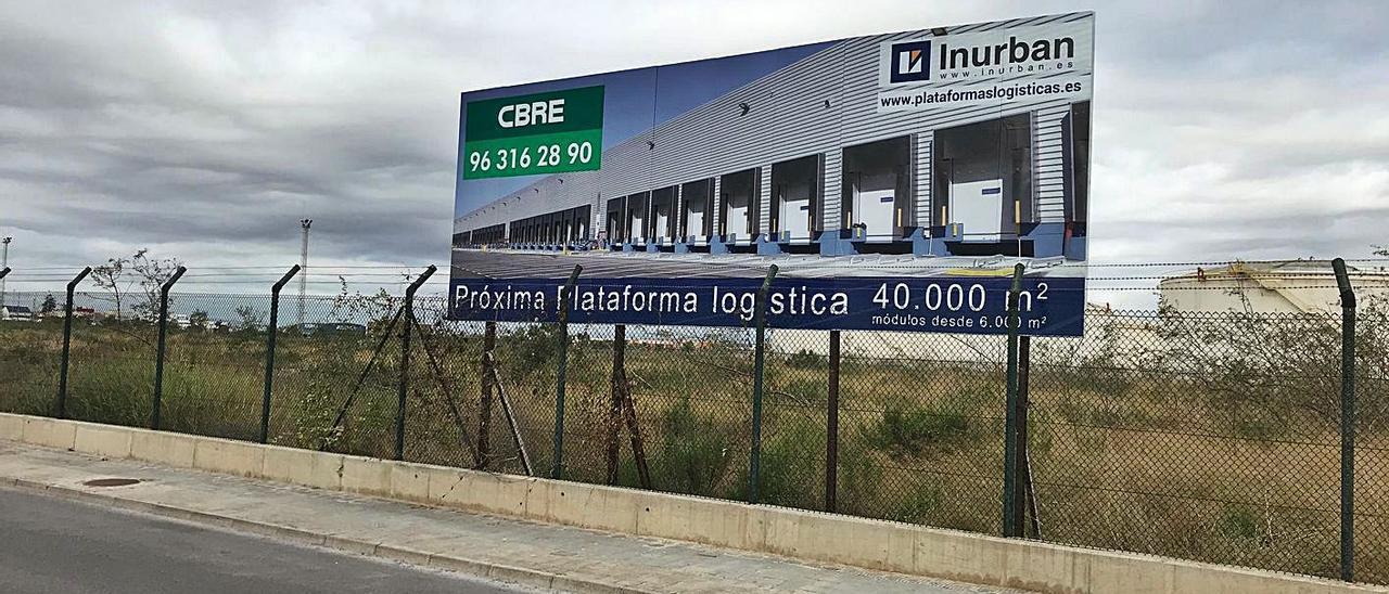 El alquiler de naves logísticas en Valencia se dispara por el comercio electrónico