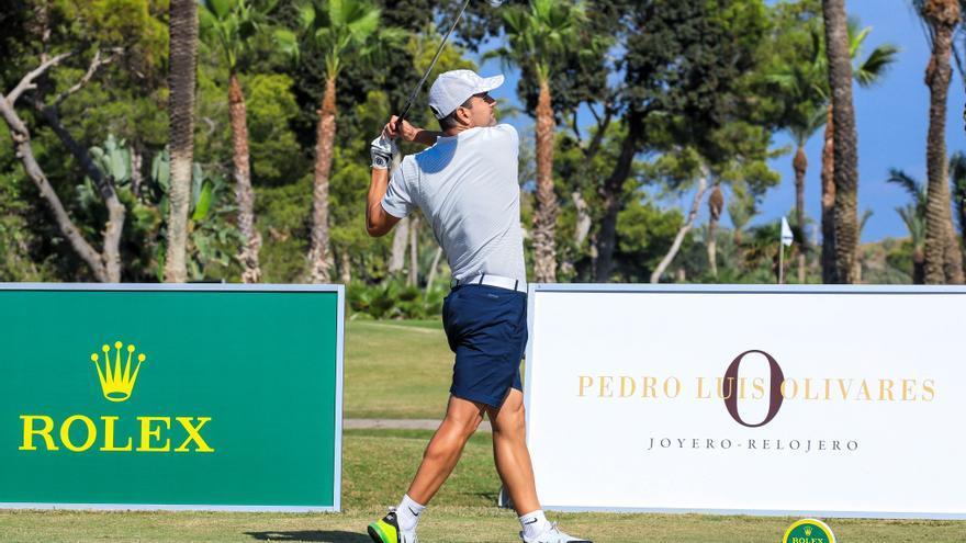 Rolex y Pedro Luis Olivares Joyero celebran una nueva etapa del Trofeo Rolex de golf 2021 en Murcia