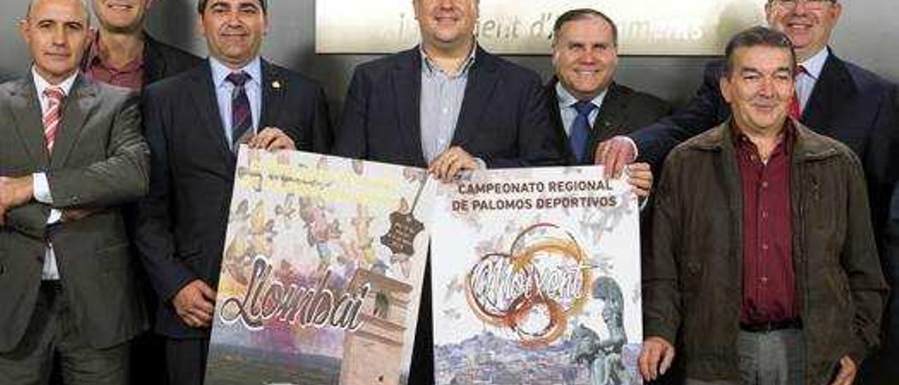 Llombai acogerá los campeonatos regionales de colombicultura