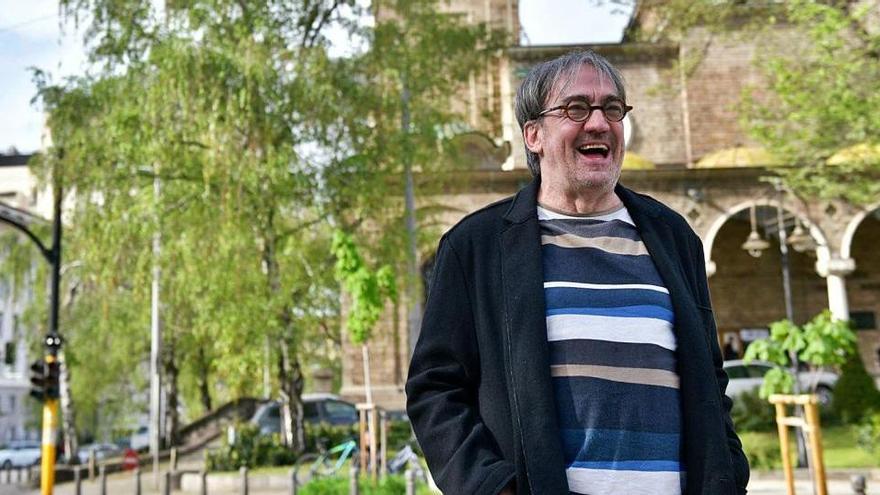 Carles Cases grava a Sofia el seu nou treball, ajornat fa un any per la pandèmia