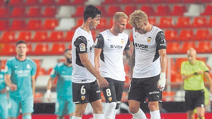 A este Valencia no lo empaña ni la derrota