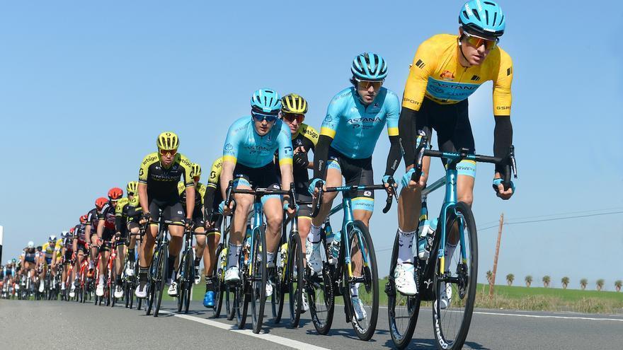 Mijas da el pistoletazo de salida a la Vuelta Andalucía