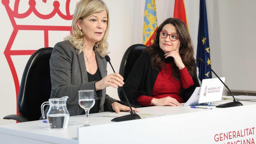"""Gabriela Bravo, sobre el conflicto con Oltra: """"Aparta o aporta"""""""