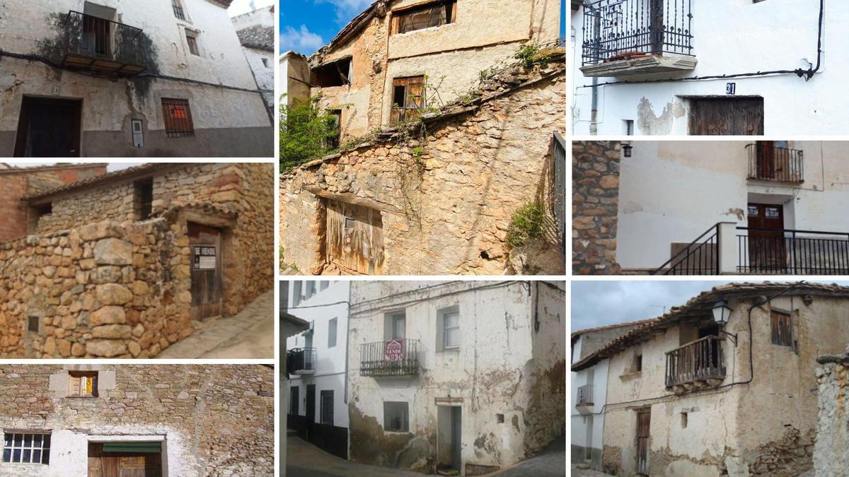 Diez casas por menos de 20.000 euros en el interior de la provincia