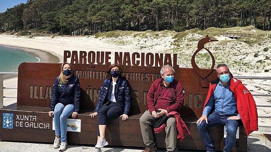 Galicia es ya la tercera comunidad con más humedales en la lista internacional