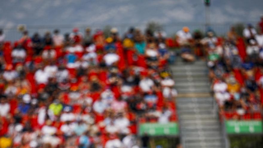Alonso y Sainz saldrán noveno y quinto en el GP de Francia