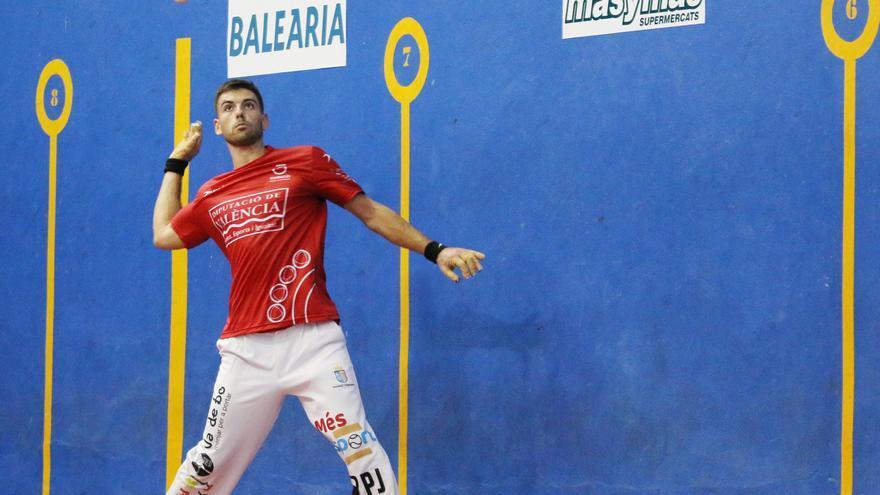 De la Vega torna amb victòria al Trofeu Diputació de València