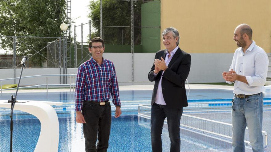 Los municipios valencianos invierten 2,6 millones de euros en mejorar sus piscinas