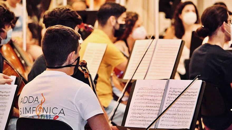 La nueva ADDA Jove Simfònica  se estrena con tres conciertos