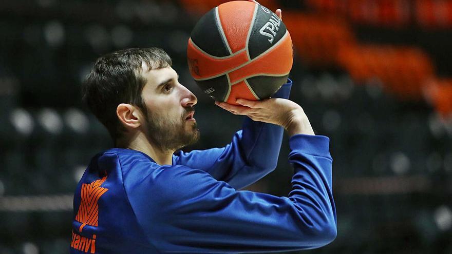 Examen de nota para el Valencia Basket en Vitoria
