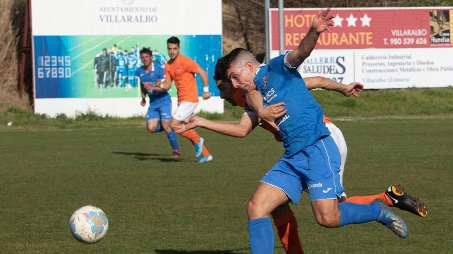 El Villaralbo gana enteros con una importante victoria (1-0)