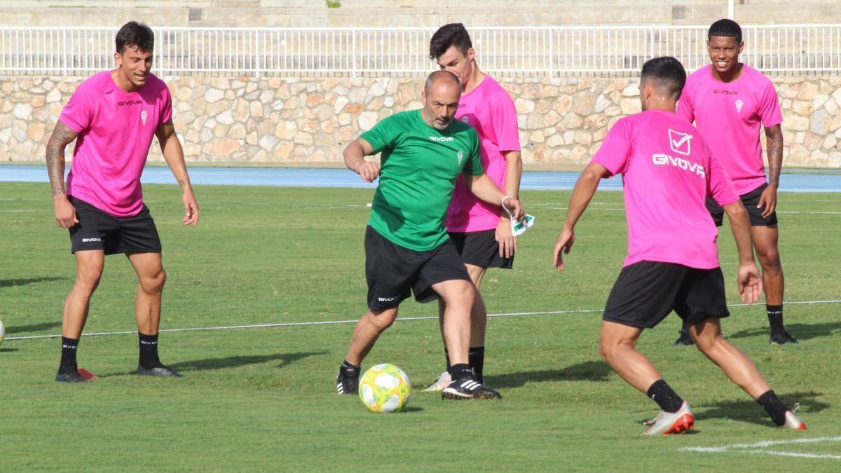 El Córdoba CF pone un punto más de intensidad con el balón
