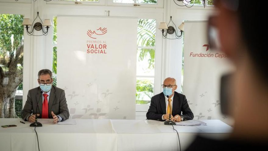 Fallo del Jurado de los Premios al Valor Social 2020 de Fundación Cepsa en Canarias