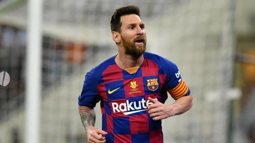 Messi es querellarà contra Bartomeu i Tusquets per la filtració del seu contracte
