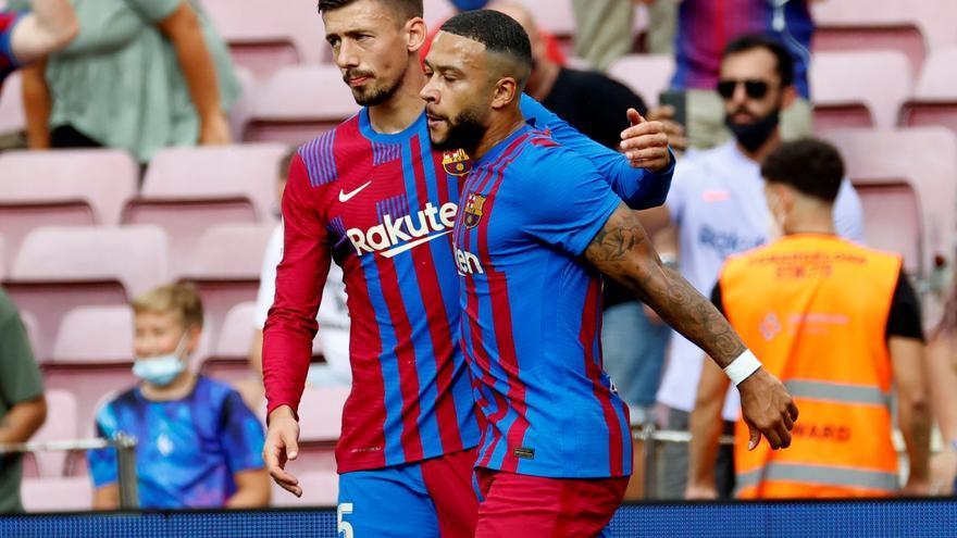 El Barcelona suma tres puntos en una tarde para olvidar
