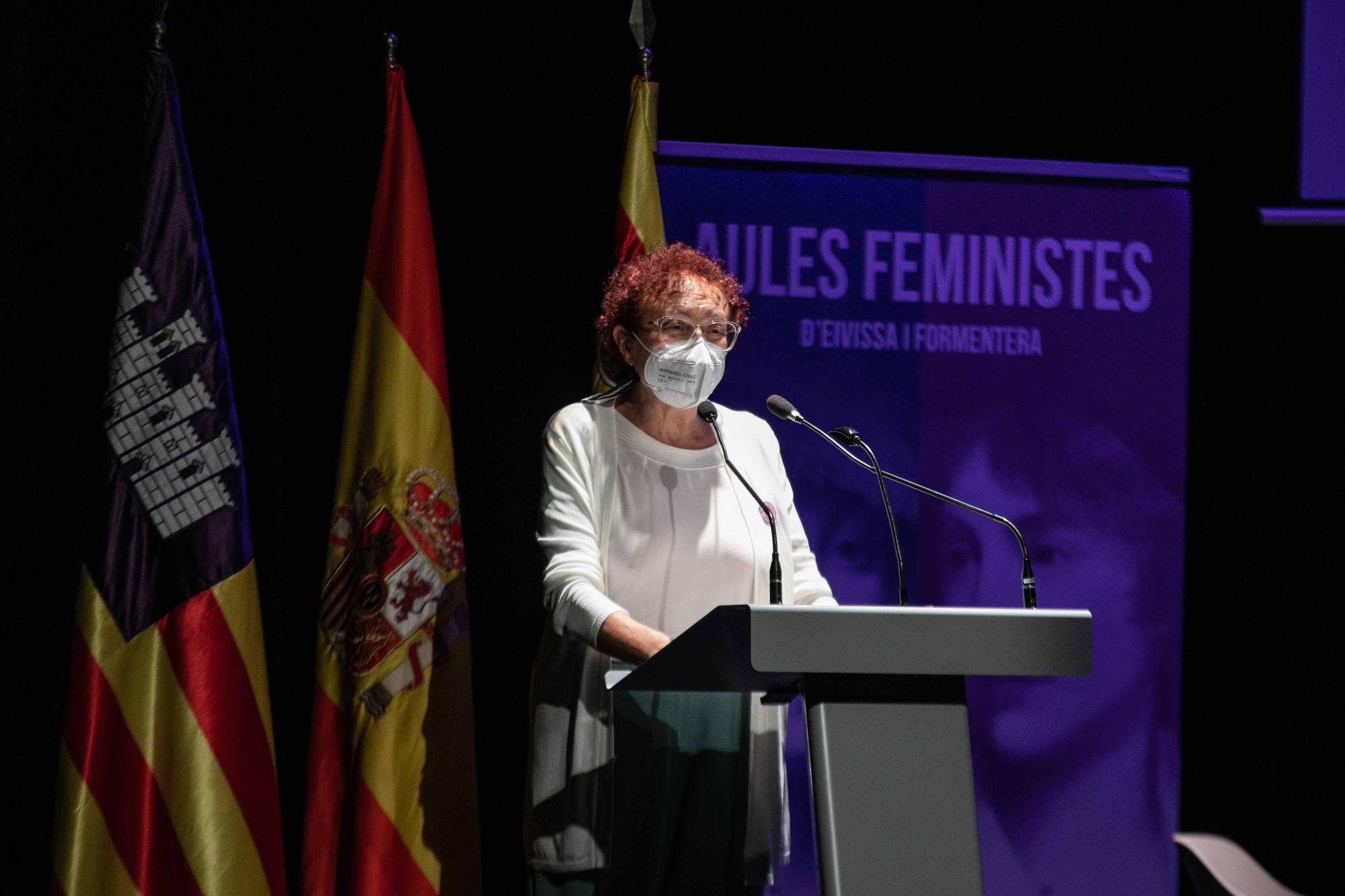 Aulas feministas en Ibiza