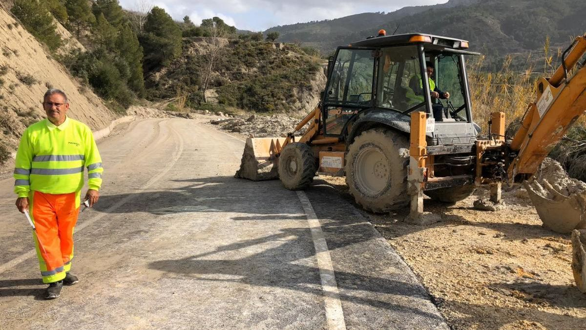 400.000 euros para reparar caminos de los municipios más pequeños
