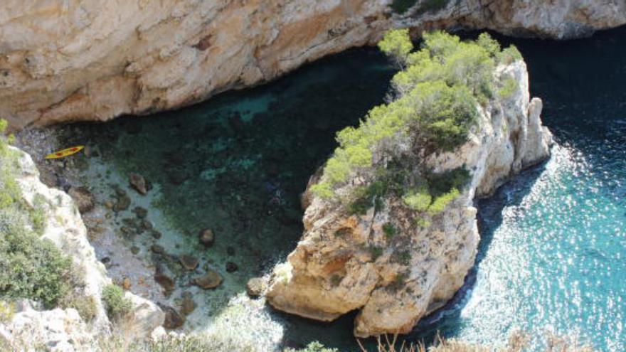 Las calas más secretas y paradisíacas de la provincia de Alicante