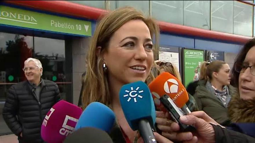 Muere Carme Chacón, la primera mujer ministra de Defensa
