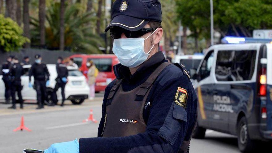 La Policía Nacional pilla a un hombre con 155.000 euros en metálico en Telde