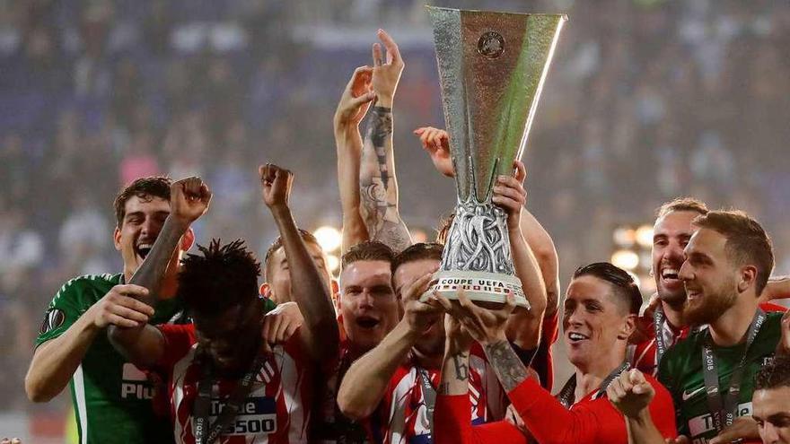 Griezmann guía al Atlético a la gloria