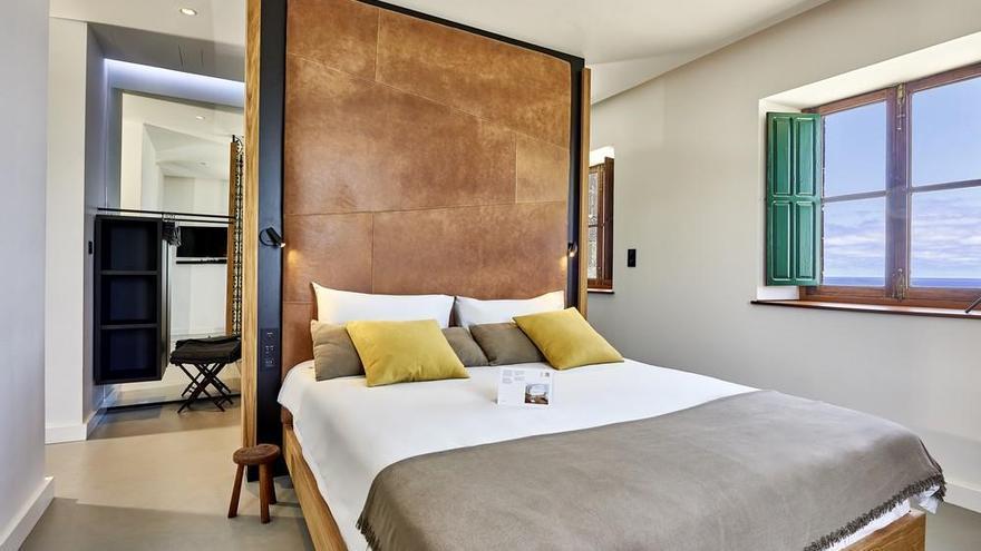 Las estrellas de Hollywood se citan en un hotel de La Palma
