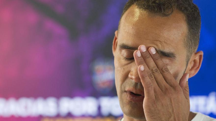 El Lugo destituye a Juanfran, el técnico que le salvó la temporada pasada