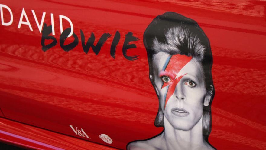 Un negocio llamado David Bowie