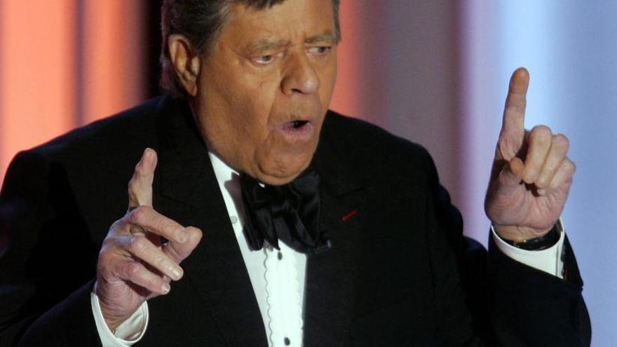 Fallece el actor y cómico Jerry Lewis a los 91 años