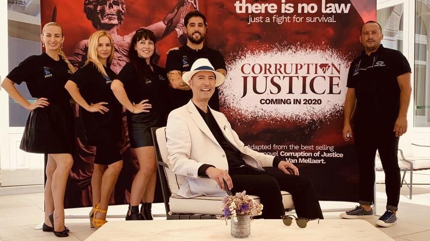 """La nueva serie """"Corruption of Justice"""" anuncia fechas de rodaje para España"""