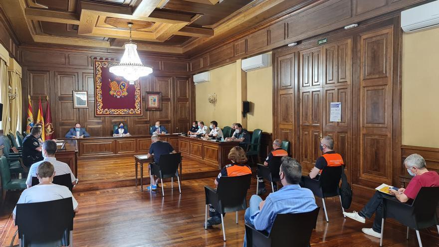 Unos 200 agentes vigilarán que Teruel cumpla con las restricciones en los días de la Vaquilla