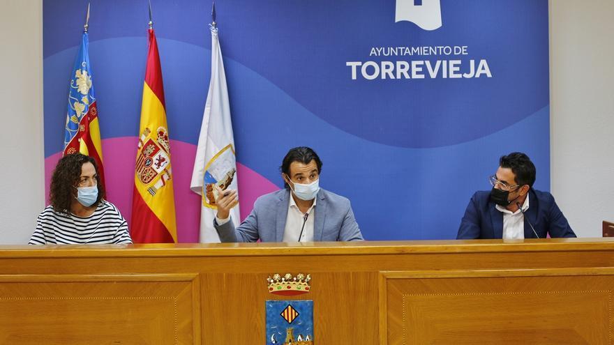 Torrevieja empleará  medio millón más en la tercera campaña de Bono Consumo destinada a la Navidad