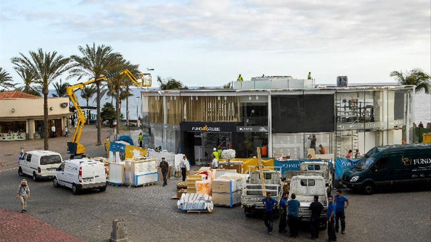 Fund Grube invierte diez millones en la expansión de sus tiendas en las Islas