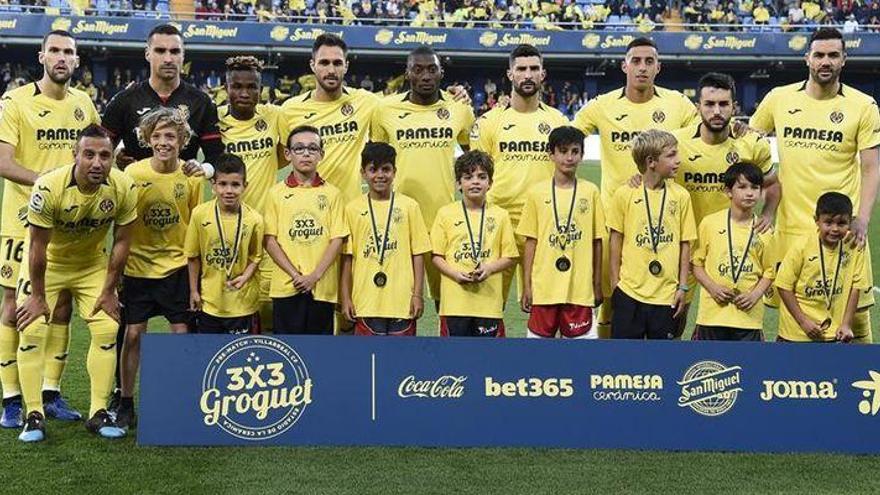El Villarreal ya conoce los horarios de dos partidos más en abril