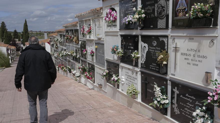 El cementerio de Cáceres estará abierto sin restricciones durante la festividad de Todos los Santos