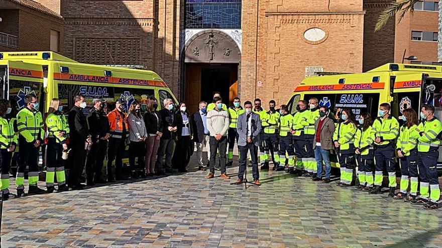 Pinar de Campoverde tendrá ambulancia