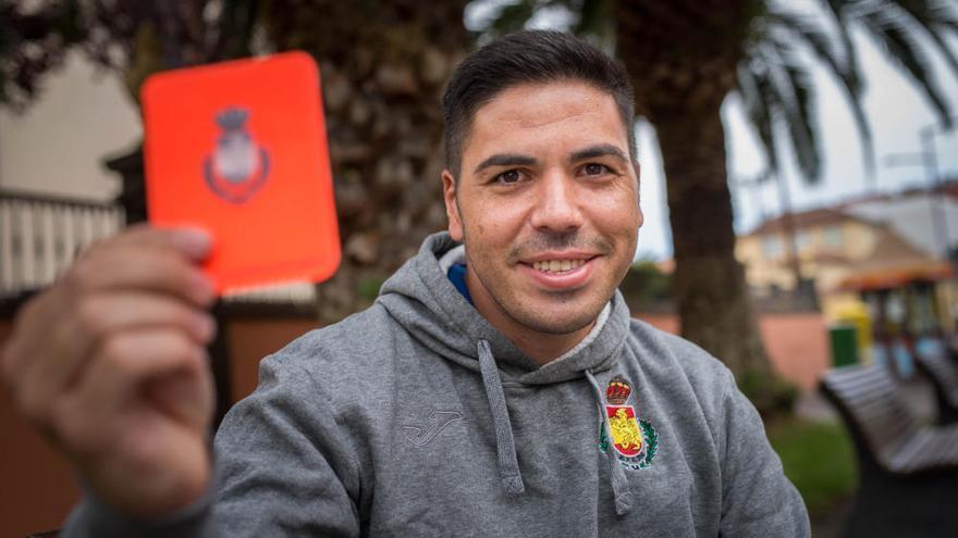 Entrevista Víctor Navarro, árbitro de balonmano