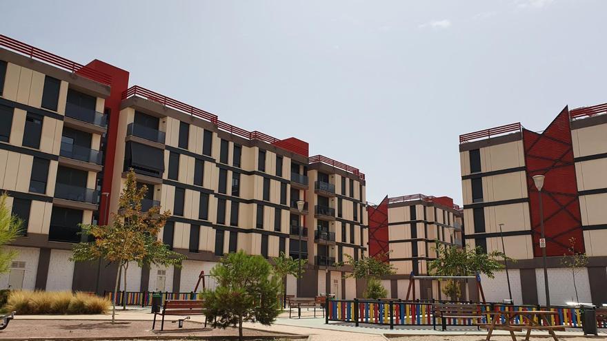 El 6 de septiembre será el sorteo de las 51 viviendas de San Fernando de Lorca