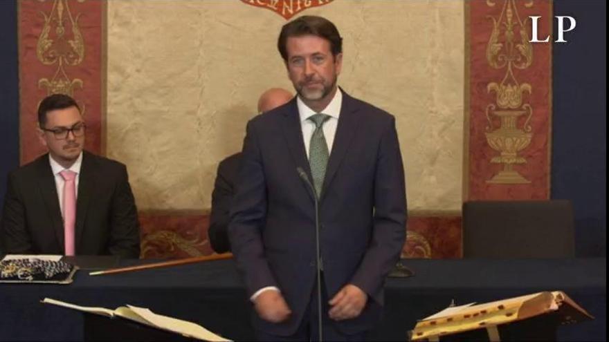 Inquietud en Tenerife por el desequilibrio en el Gobierno a favor de Gran Canaria