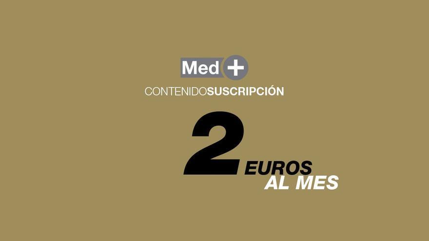 Suscríbete por solo 2 euros al mes a Med+, un nuevo concepto de contenidos únicos y de calidad para suscriptores digitales