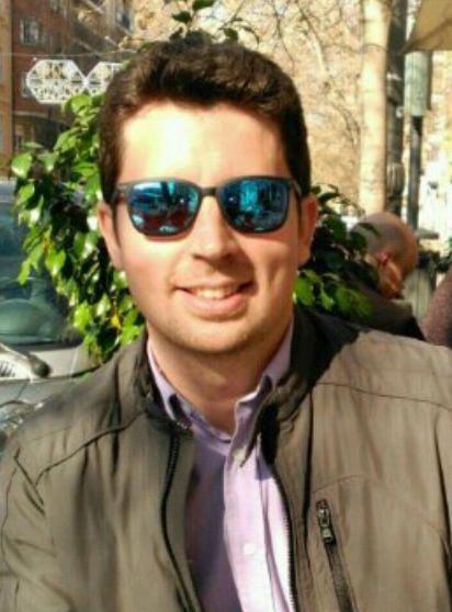 Antonio Navarro, el ingeniero asesinado.