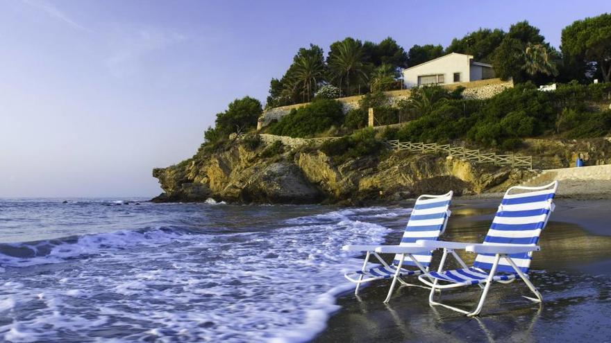 Una playa de la provincia de Alicante, entre las más seguras de España