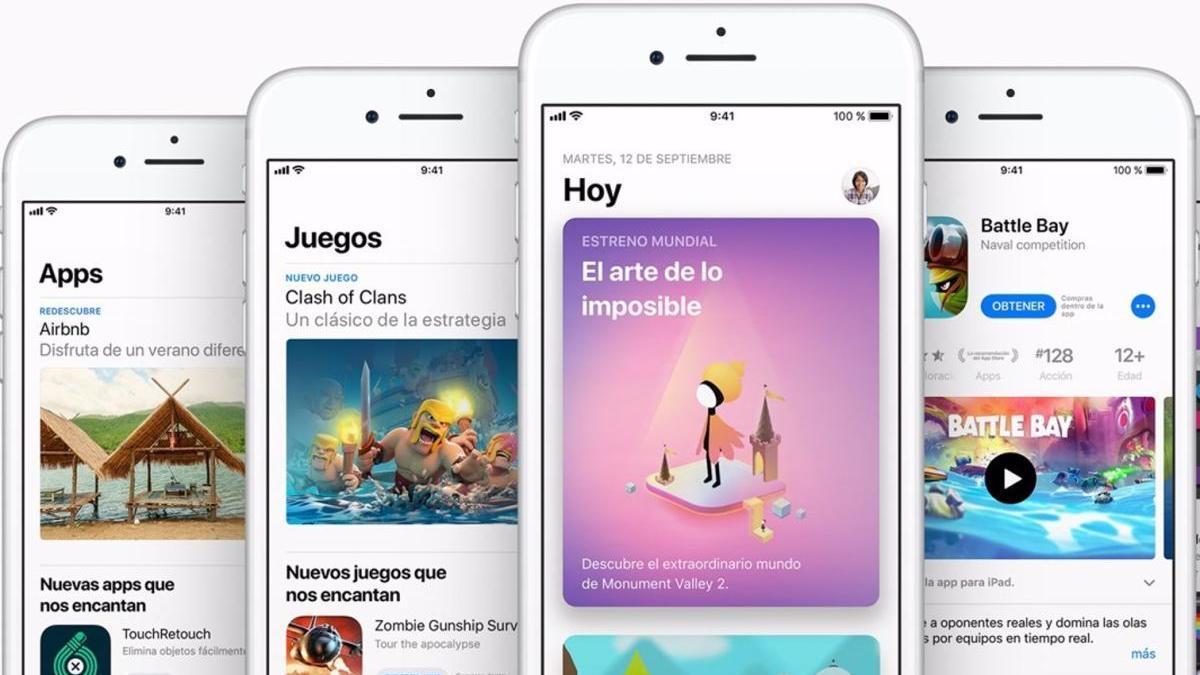 Apple actualiza su sistema de revisión de apelaciones en la App Store.