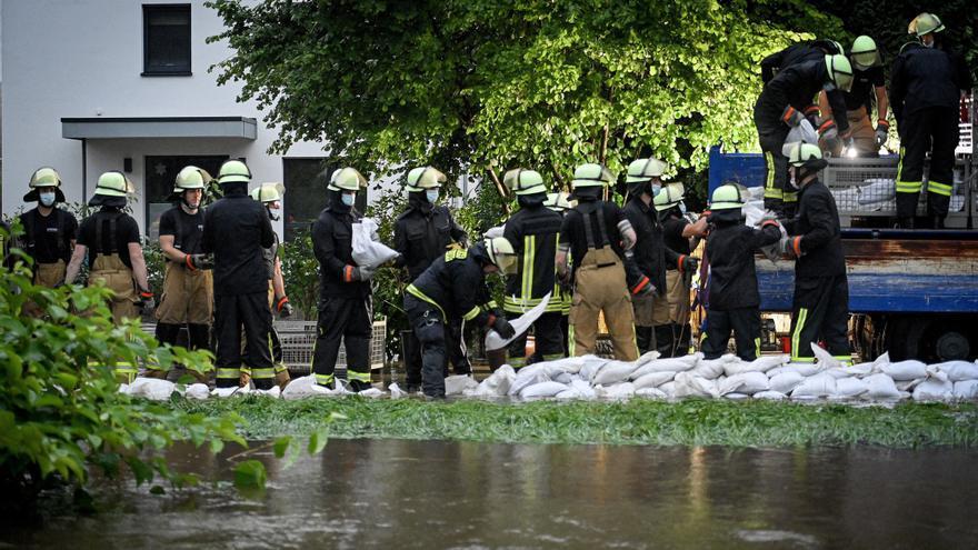 Más de 30 muertos en inundaciones en Alemania