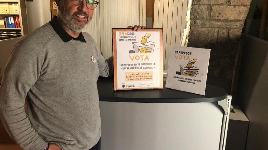 Vaquetes de Santpedor: una campanya muda