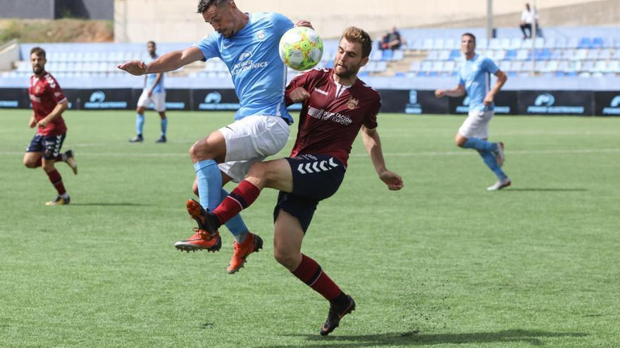 El Pontevedra cae frente al Ibiza